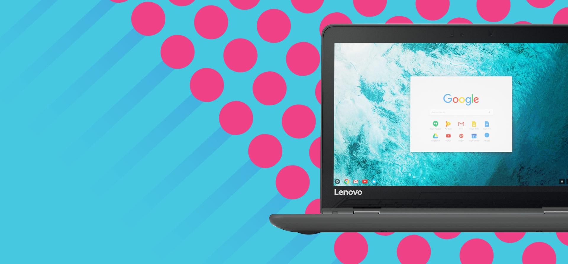 Lenovo Chromebooks | Seamless Google Integration | Lenovo Canada