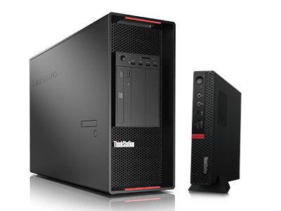 ThinkStation de Lenovo