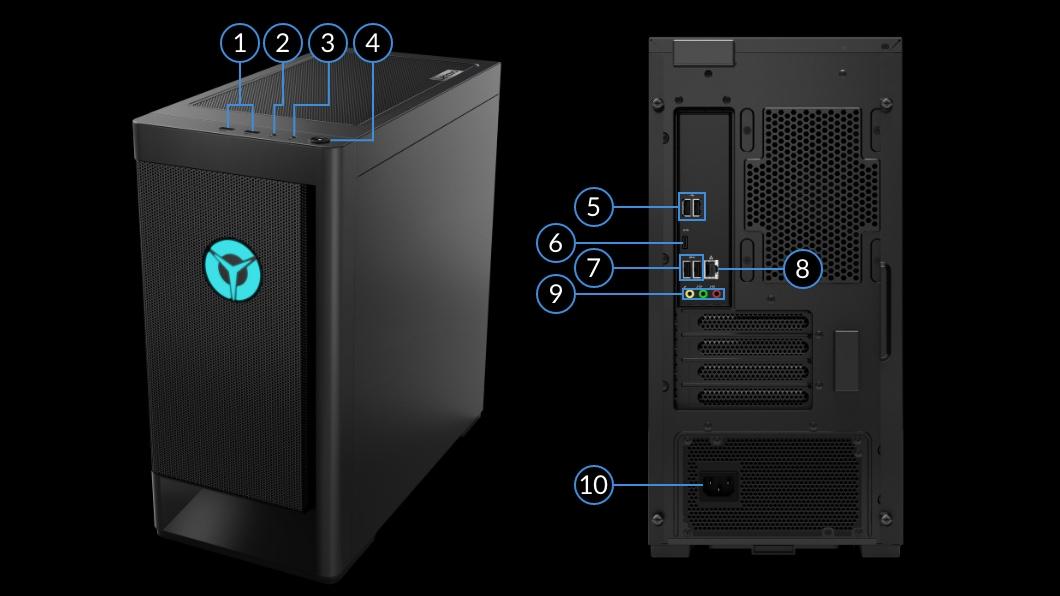 Legion Tower 5i Gen 6 (Intel)