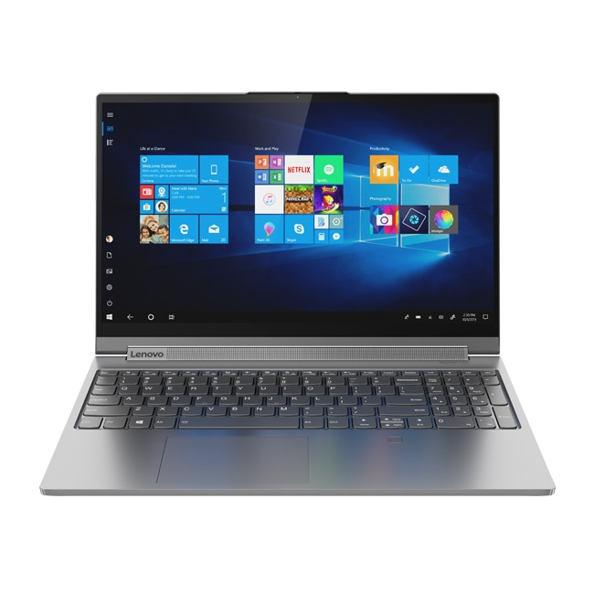 Yoga C940 Open Front View